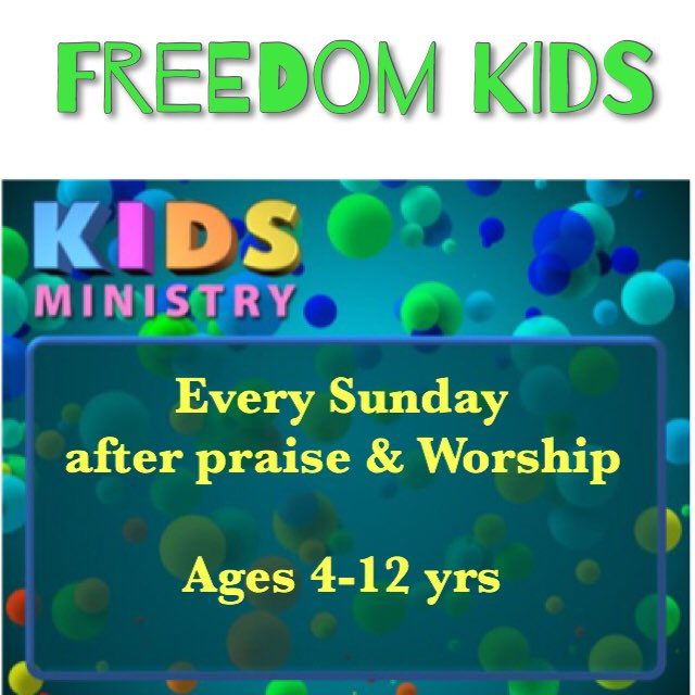 Freedom Worship Center Kids New Port Richey